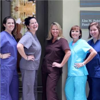 Dental Staff - Dr. Lisa Pedrick